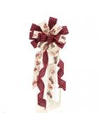 Nastri Decorativi Stelle e Fiocchi per confezioni